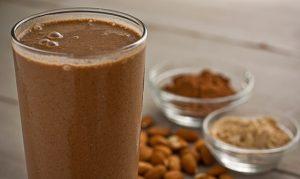 raw cacao fat burning smoothie