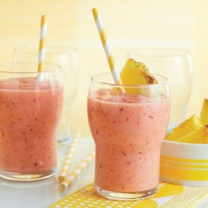 sweet tropical smoothie