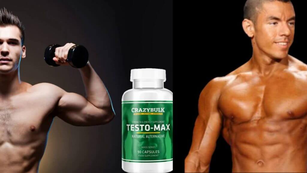 testo max bodybuilding