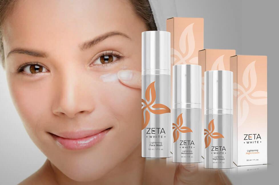 zeta white Skin Whitening cream