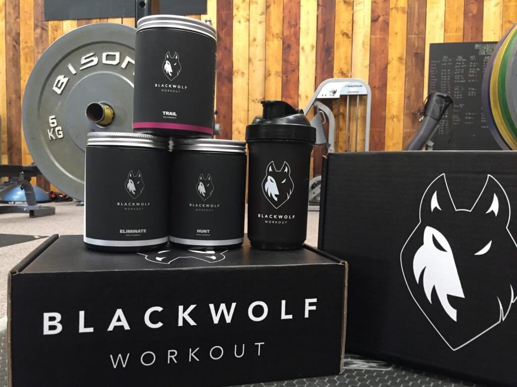 blackwolf workout bodybuilding supplements