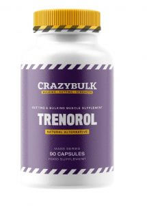 trenorol build muscles