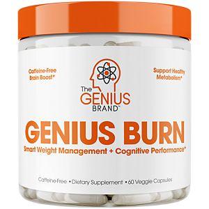 Genius Burn thermogenic fat burner
