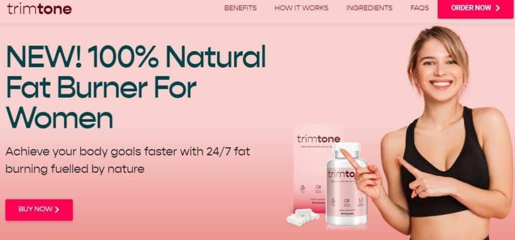 buy trimtone fat burner for women