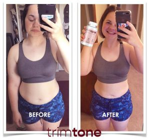 trimtone before and after