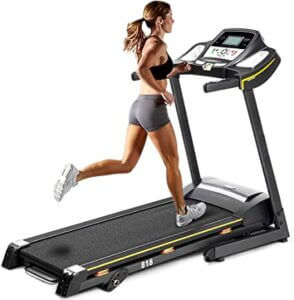 Running Treadmill Exercise