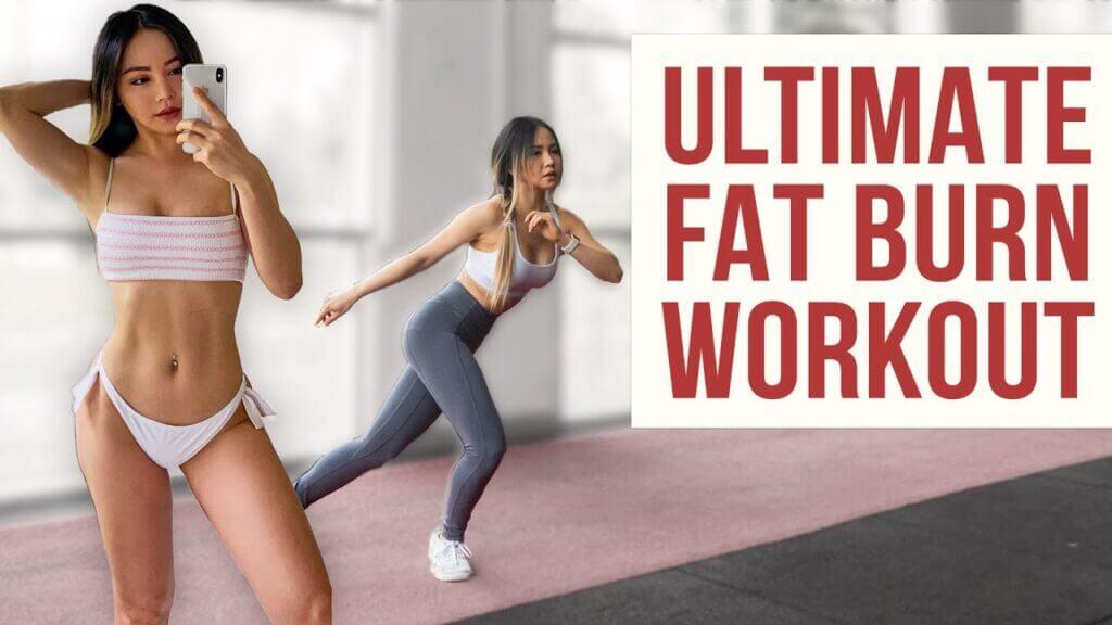 fat burning workout plan