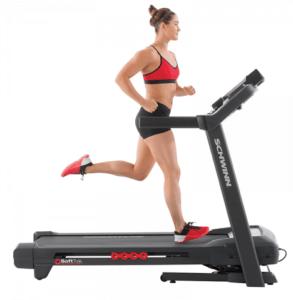 Jogging Treadmill Exercise