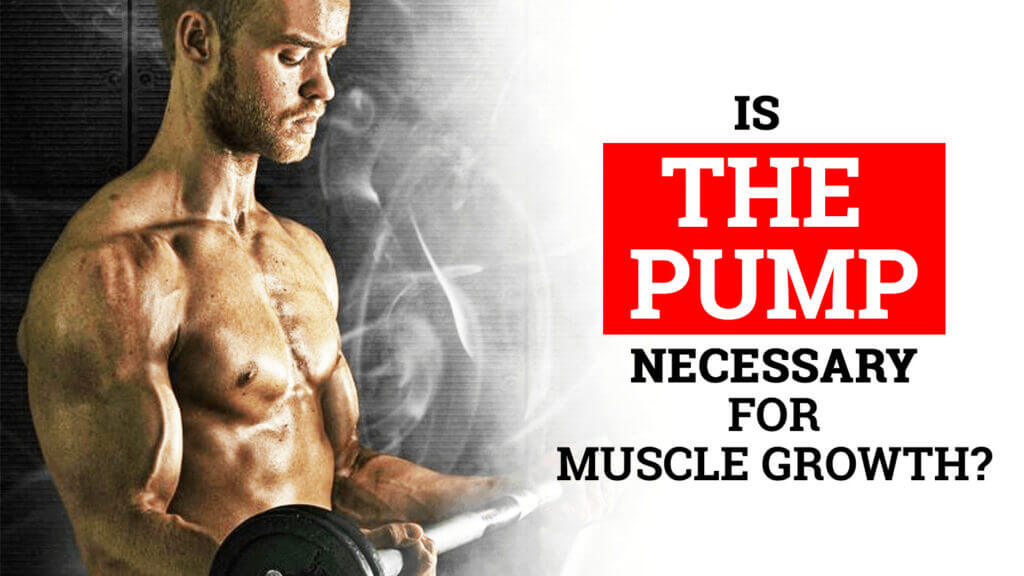 how to get muscular without pumps